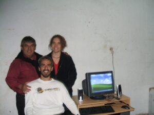 san luis dra Marcela ,Pablo lezcano